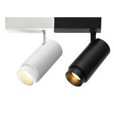 LED COB Ceiling Focus Lamp Orbit Track Light Zooming Spotlight Bedroom Teahouse