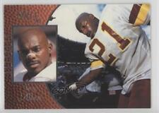 1996 Select #36 Terry Allen Washington Redskins Football Card