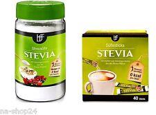 (70,53€/kg)Nevella BFF Stevia Sticks oder Streupulver mit Stevia Pflanzenextrakt