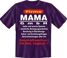 Camiseta - Empresa Mamá GmbH - Cumpleaños Día de la Madre Divertidas Regalo