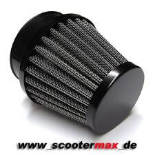 Luftfilter Rennluftfilter schwarz passend für OKO PWK Vergaser 19 21 24 26 28 30