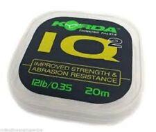 Korda IQ2/Extra Weich Fluorocarbon