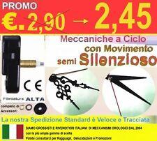 MECCANISMI OROLOGI Meccanismo Albero ALTO MOVIMENTO Semi Silenzioso Filett.B22