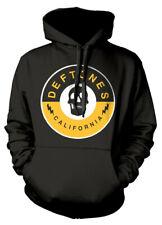 Deftones 'California' Pull Over Hoodie-Nuevo Y Oficial!