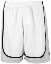 K1x Hardwood-League Uniform Basket Shorts mk2-Bianco/Argento/Nero