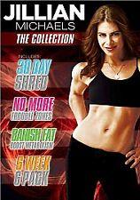 Jillian Michaels - The Collection (DVD, 2011, 4-Disc Set)