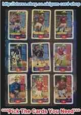 ☆ Hasbro Subbuteo Squads 1996 (VG) ***Pick The Cards You Need***