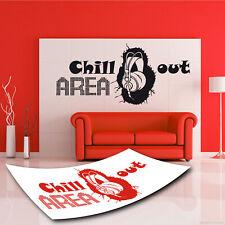 Chill out area murales pared Pegatina juventud habitación niños pegatinas