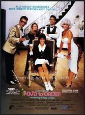 MAID TO ORDER__Original 1988 Trade AD movie promo__ALLY SHEEDY__BEVERLY D'ANGELO