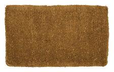 Heavy Duty Natural Coir Melford Door Mat Hand Woven Traditional Doormat