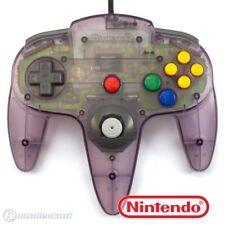 Original Nintendo N64 Controller / Gamepad #Atomic Purple - Zustand auswählbar