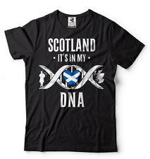 Scotland T-shirt Scottish heritage Tee Shirt Scotland Tee Shirt Birthday Gift T