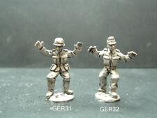 métal 2nd guerre mondiale Allemand remise 2 - Variations 1/76 - 20mm échelle