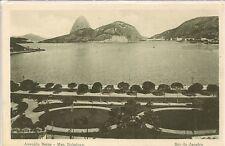 CPA BRESIL AVENIDA BEIRA MAR BOTAFOGO RIO DE JANEIRO