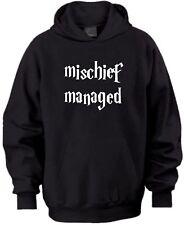 MISCHIEF MANAGED HARRY POTTER XMAS GIFT BIRTHDAY KIDS HOODIE
