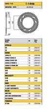 1-1446 - CORONA PASSO 420 per DERBI 50 SENDA R 2000 2001 2002