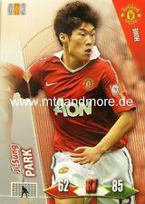 Adrenalyn XL Man. United - Ji-Sung Park - Home