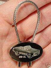 MB SL Pagode Cabrio Schlüsselanhänger