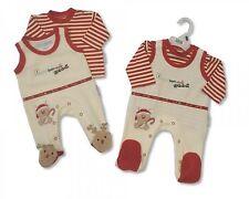 2 PEZZI Bambino Natale Renna Babbo Natale vestito abiti set regalo