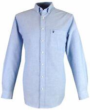 Farah Men`s Drayton Oxford Shirt - FAWB6007