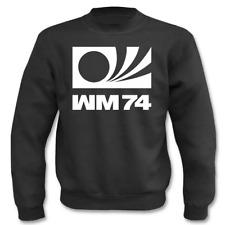 Pullover WM 1974 I Fun I Sprüche I Lustig I Sweatshirt