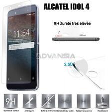 Alcatel - Vitre protection ecran en verre trempé incassable Tempered Glass