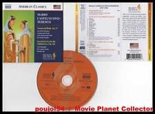 "CASTELNUOVO-TEDESCO ""Naomi & Ruth"" (CD) Marriner 2003"