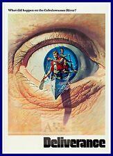Deliverance   1970's Movie Posters Classic Cinema