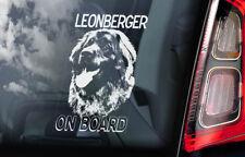 Leonberger A6 Blank Card Design No 3 By Starprint