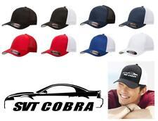 2003 2004 Ford SVT Cobra Mustang Coupe Color Outline Design Hat Cap