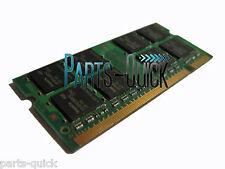 1GB PC2-5300 DDR2 667 SODIMM Acer Aspire Extensa Travelmate Notebook Memory RAM