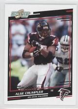 2004 Score #14 Plakat Crumpler Atlanta Falcons Football Card