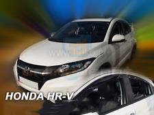 Wind deflectors HONDA HR-V II 5-doors 2015-onwards 4-pc HEKO Tinted