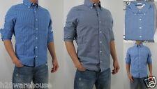 NWT Abercrombie & Fitch A&F Men 's Button Slim Fit Classic Seward Range T Shirt