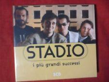 STADIO - I PIU' GRANDI SUCCESSI. BOX 3 CD SIGILLATO.