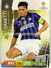 Adrenalyn XL Champions League 11/12 - Javier Zanetti