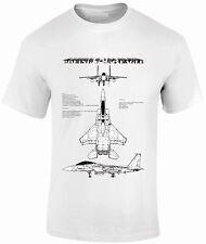 T-shirts fpbp 201 mcdonnell douglas F-15 eagle boeing fantasy Printshop