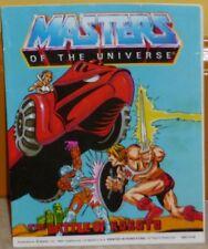 1984 MOTU The Battle of Roboto comic
