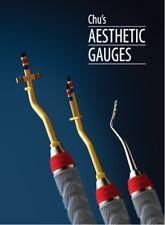 Dental Chus Aesthetic Gauges Set Complete CHUSET HU FRIEDY