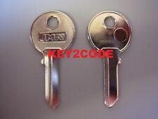 #144-5 X new stsyle toyota forklift key