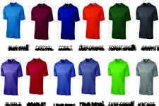 Sport Tek Heather Contender Tshirt St360 Mens short sleeve moisture wicking New