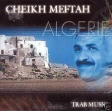 TRAB MUSIC - CHEIKH MEFTAH (CD)
