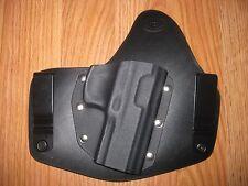 Taurus IWB  (inside waist band) Kydex/Leather Hybrid Holster