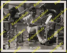 "or. Filmfoto Peter Bosse ""Mutterglück"" Spielzeug Steiff Teddybär Grammophon 1937"
