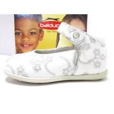 Balducci scarpe Ballerina Bambina Pelle anatomico strappo bianco Fortino Alto