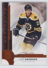 2016-17 Upper Deck Artifacts Orange #94 Loui Eriksson Boston Bruins Hockey Card