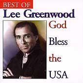 New: Lee Greenwood: God Bless The U.S.A.  Audio CD