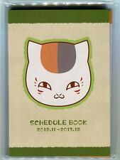 2013 Natsume's Book of Friends Yuujinchou planner organizer schedule book Nyanko