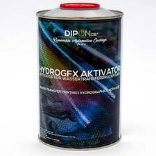 DIPON® Folie WTD Hydrographics Aktivator Activator 1-10 L Wassertransferdruck