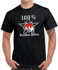 T-shirt 100% Franchi Power Bayreuth Schweinfurt Kulm Bach Coburg Aschaffenburg